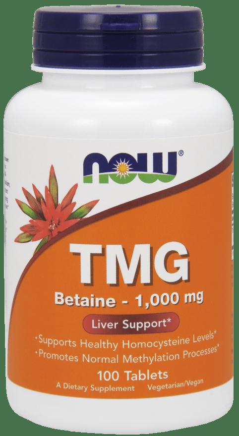 TMG (Trimethylglycine) 1,000 mg