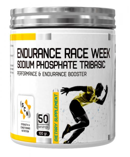 ENDURANCE RACE WEEK
